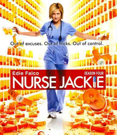 NURSE JACKIE:SEASON 4 BY NURSE JACKIE (Blu-Ray)