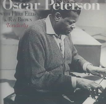 TENDERLY BY PETERSON,OSCAR (CD)